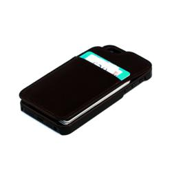 Slim Leather Wallet case for iPhone